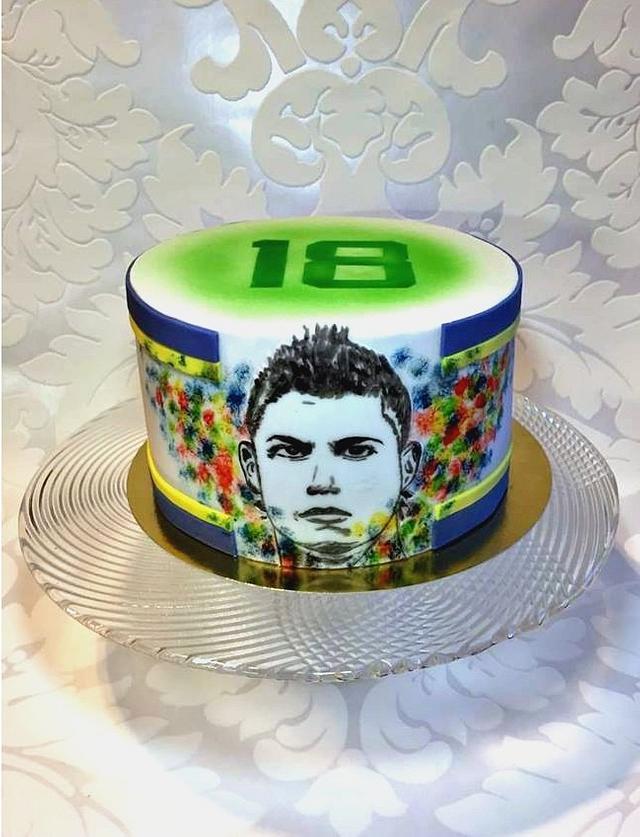 Sweet 18 (Cristiano Ronaldo)