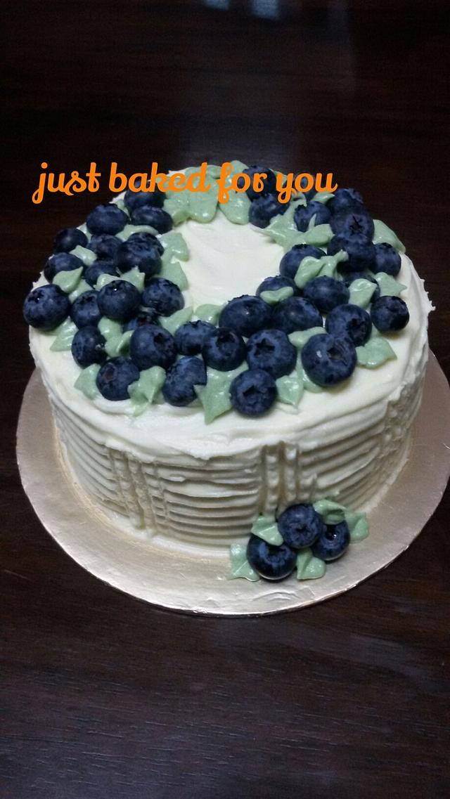 Blueberries N Cheese