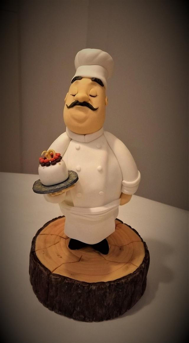 The chef!