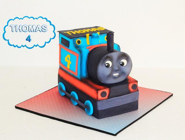 Thomas cake for Thomas!