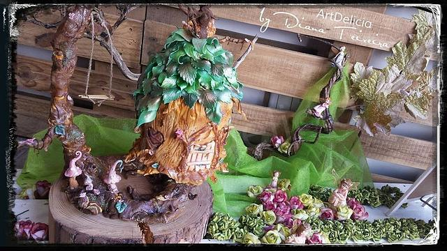 Enchanted House/Forest