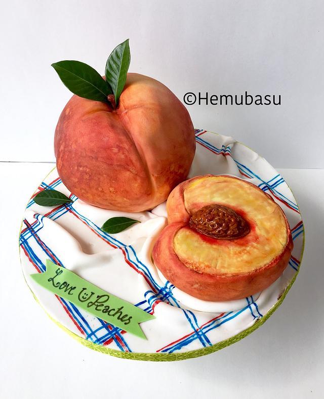 Peach!!