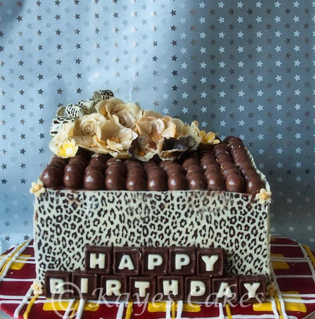 Tremendous 2 Cakes For 2 Birthdays Cake By Kaye Cakesdecor Funny Birthday Cards Online Inifodamsfinfo