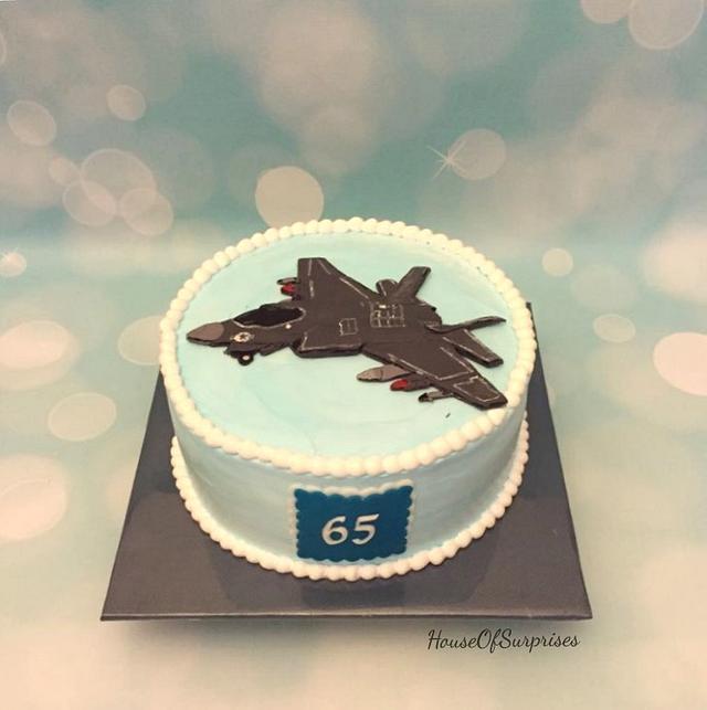 F35 jet plane