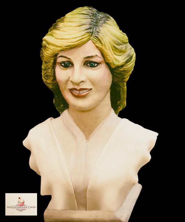 Glamorous Princess of Hearts..Diana