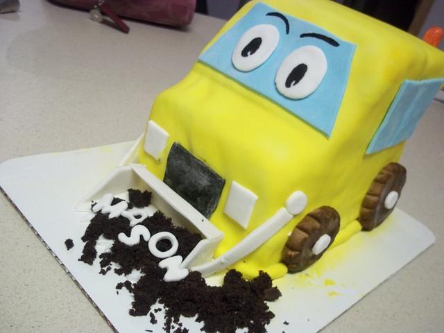 Front End Loader Cake