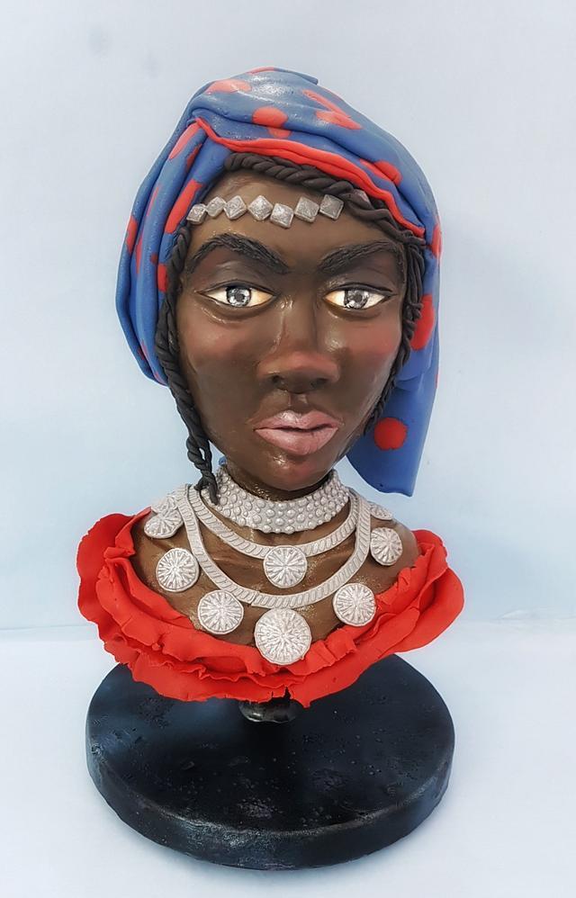 Zoya - african tribal