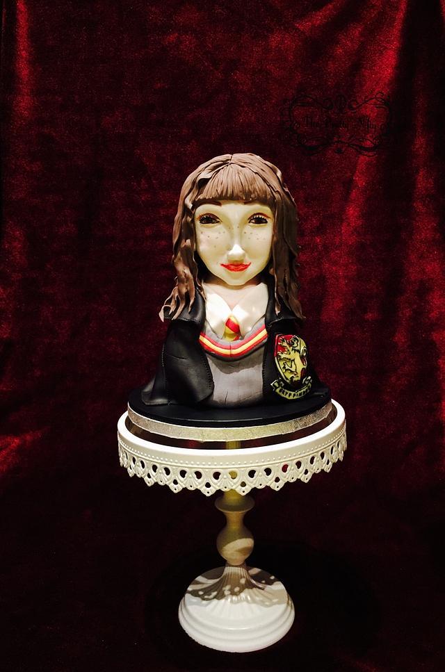 Hogwarts Cake Challenge - Hogwarts Girl