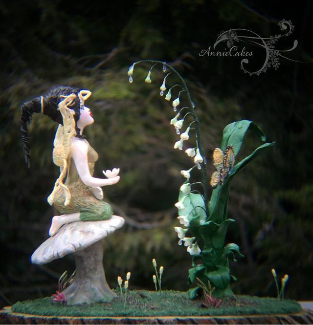 Raindrop Fairie