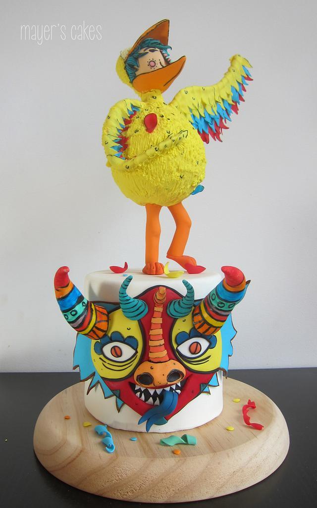 Sweet World Carnival Collab - Venezuela