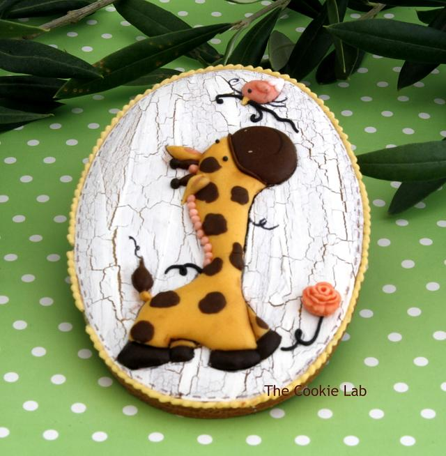 """Dreamland Collaboration  """"Giraffe´s Party at the Zoo"""" !"""
