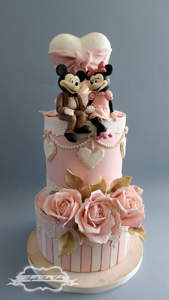 Be my Mickey and I'll be your Minnie!