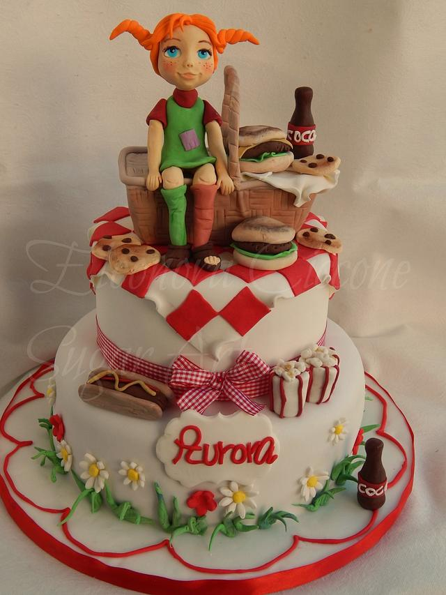 Pic-nic with Pippi