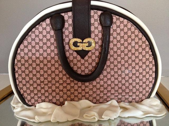 """Nora's Gucci Bag"""