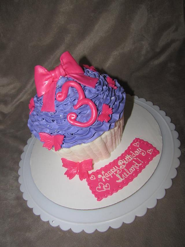 Purple and Pink birthday