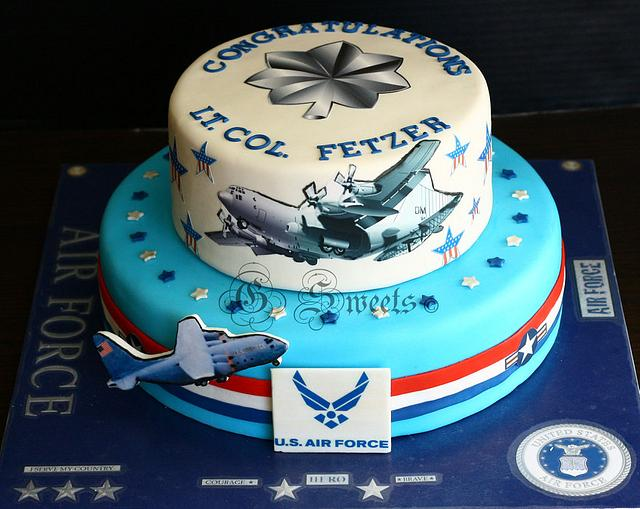 Air Force Promotion