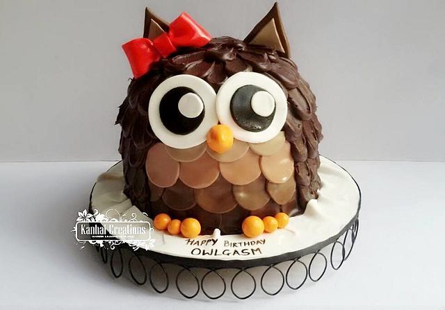 Little miss owl
