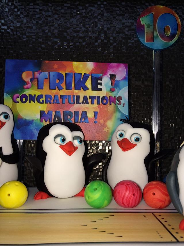 WOW! The first Strike!