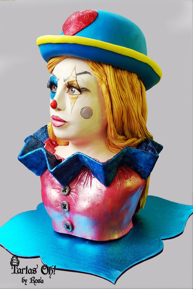Magic Clown (Sweet World Carnival Collab)