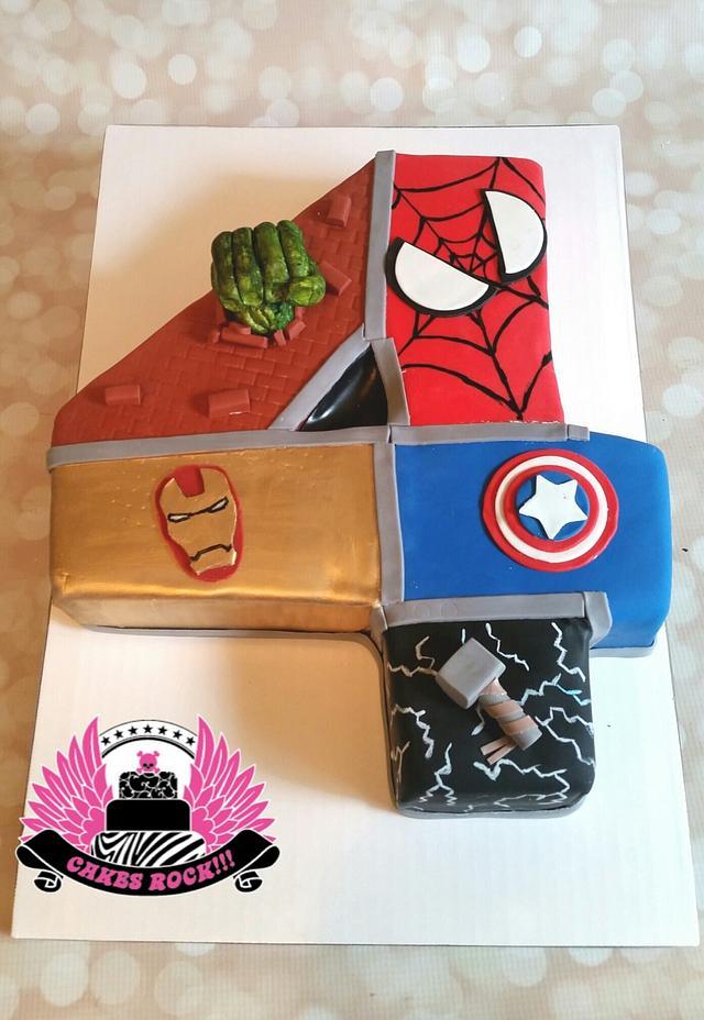 Marvel-ous 4