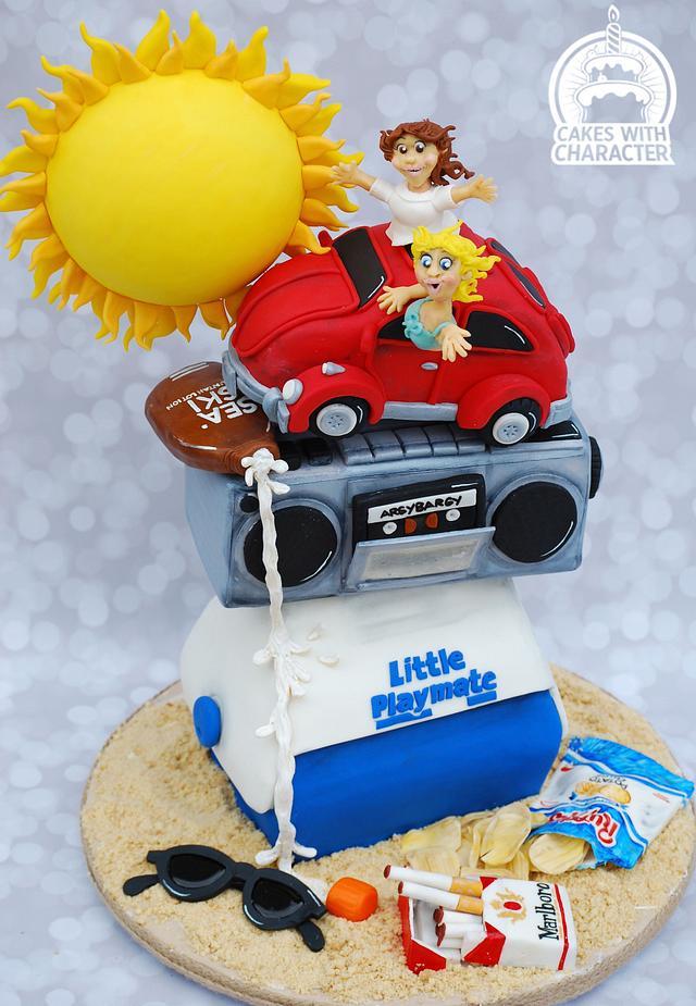 1980s Summer jam