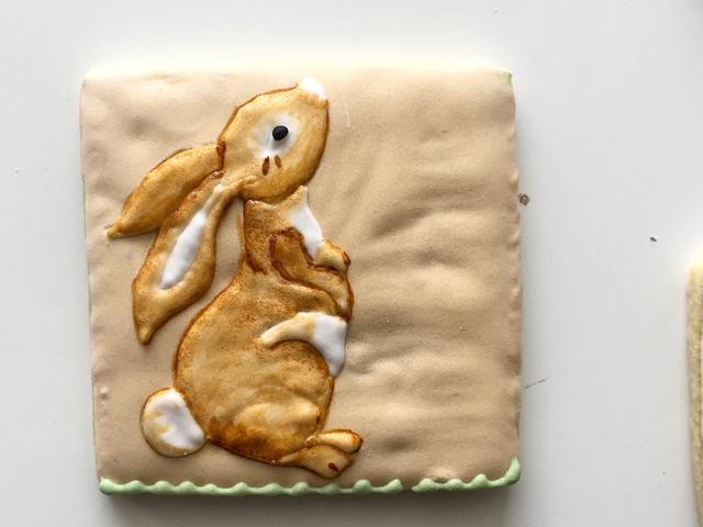 Peter Rabbit cookie set