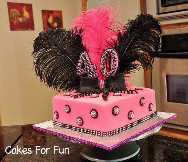 Cake With Bling