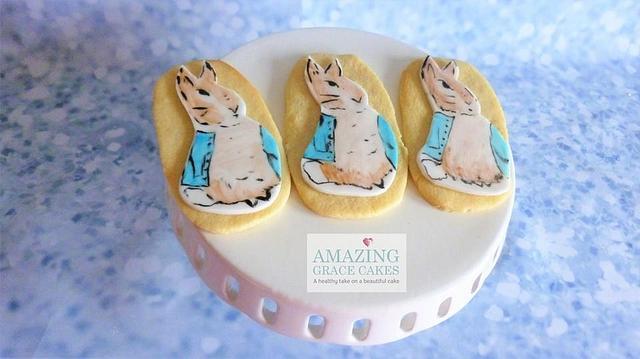 Peter Rabbit Biscuits