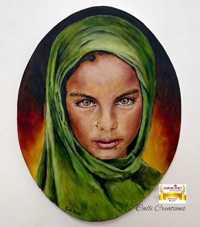 Bangladesh street girl