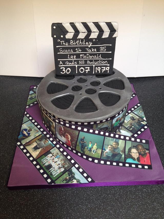 Memories in cake