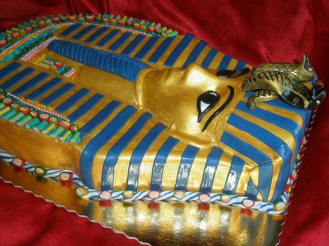 Pharao cake