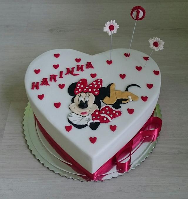 Superb Birthday Cake For Little Girl Cake By Andycake Cakesdecor Funny Birthday Cards Online Inifodamsfinfo