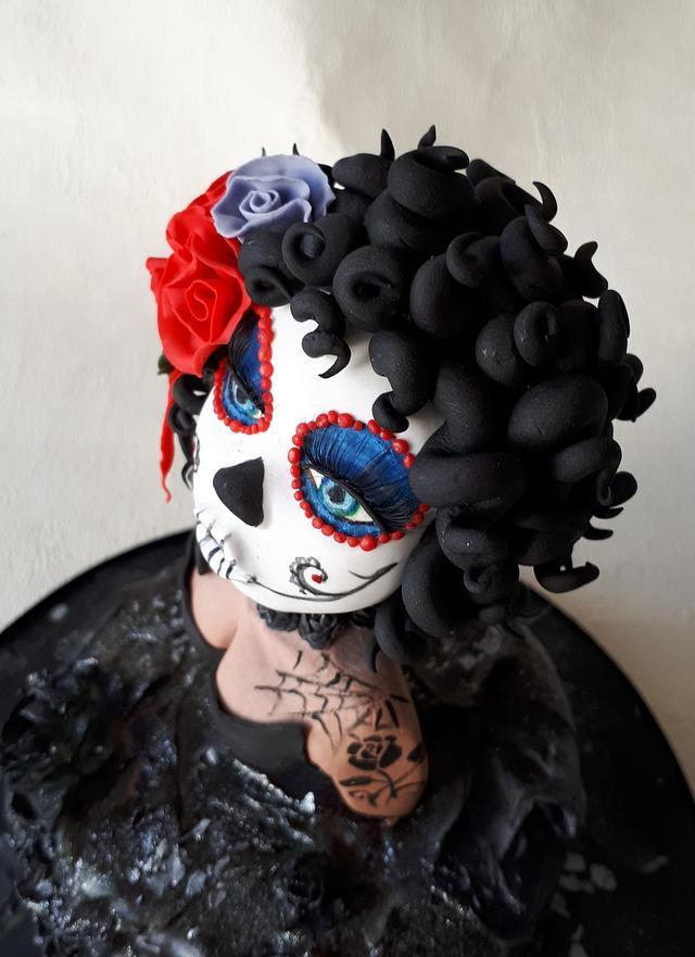 Dia de Los Muertos collaboration