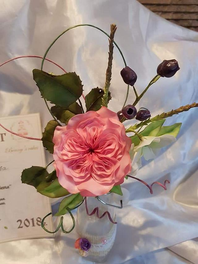 course for sugar flowers
