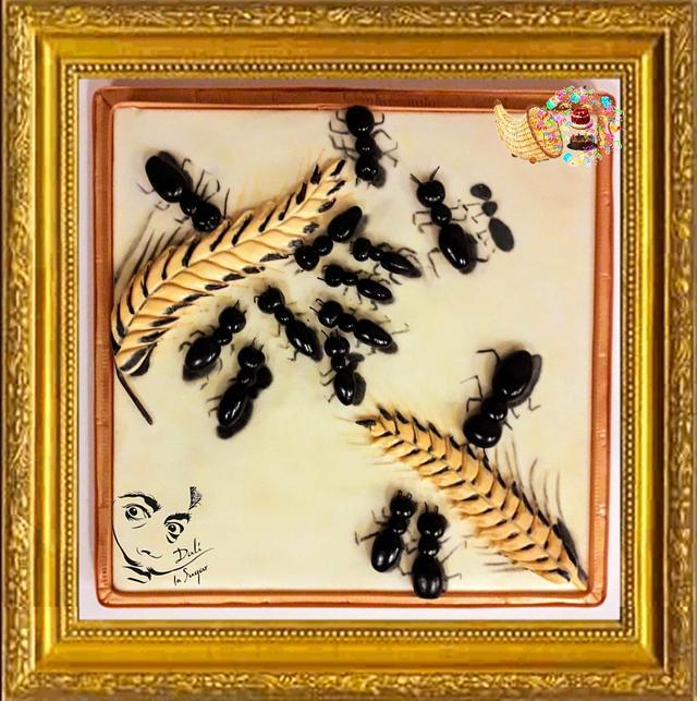 """""""DALI IN SUGAR COLLABORATION""""-  ANTS"""