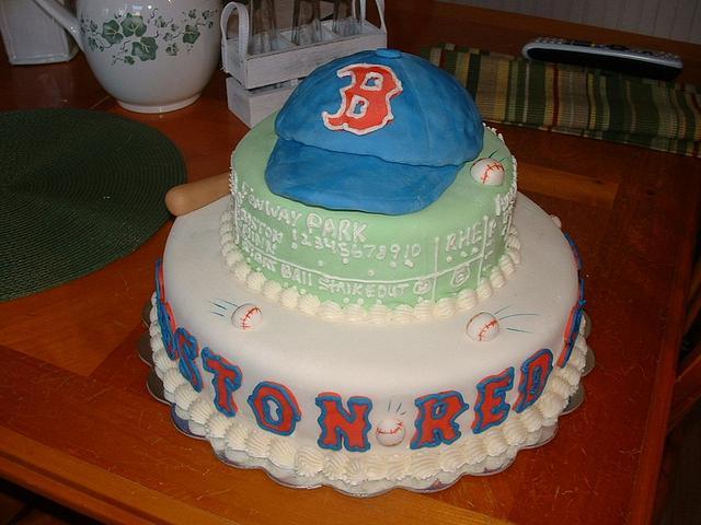 Boston Red Sox Birthday