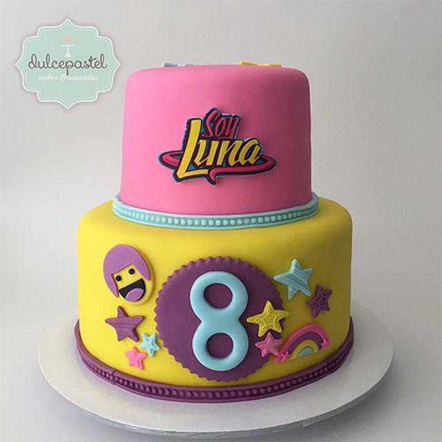 Torta Soy Luna Cake