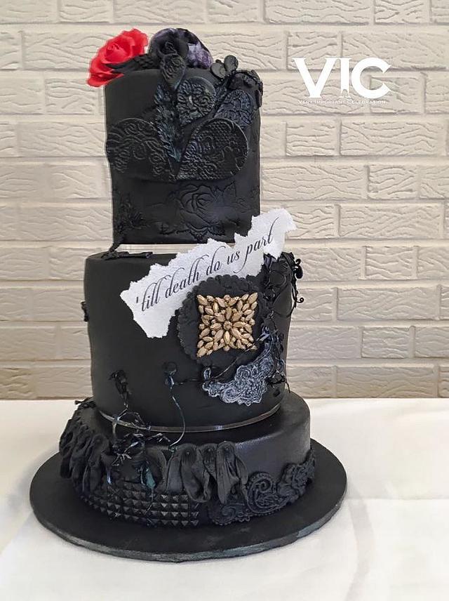 Wedding cake Rock-Biker