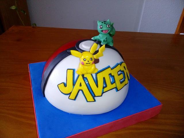 Pokéball CAKE