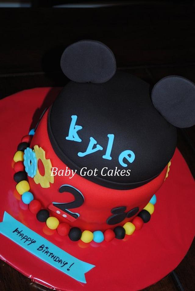 Mickey Mouse Mini Tier