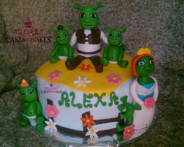 Family Shrek