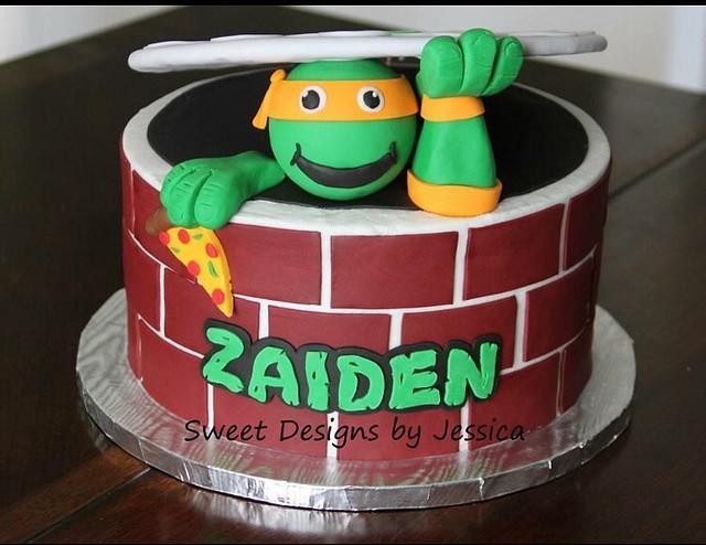 Zaiden's 4th