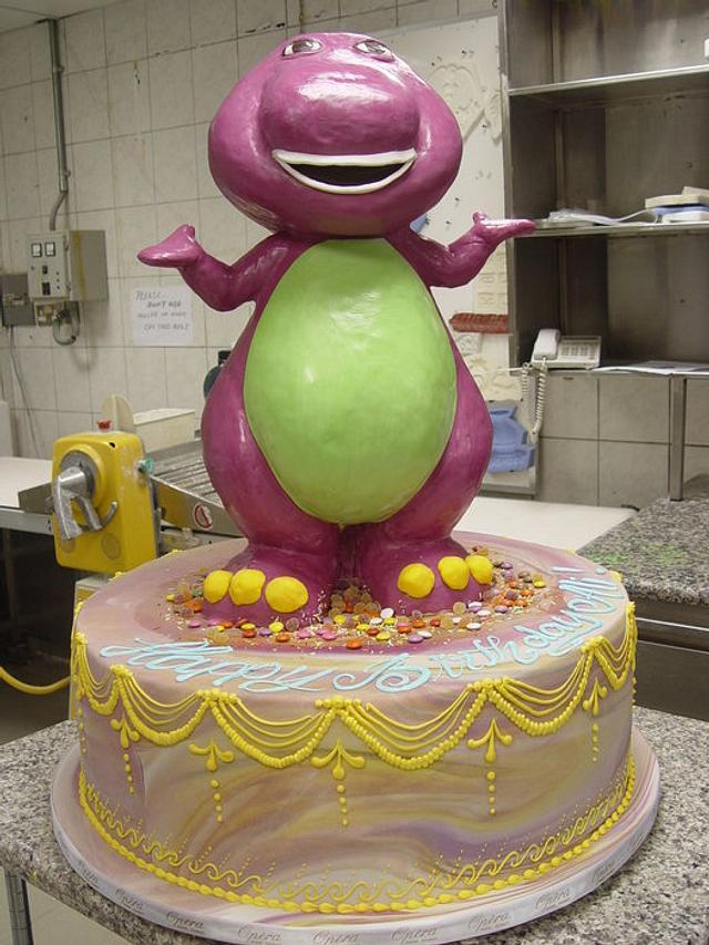 Birthday Cakes By Opera Paris Kuwait