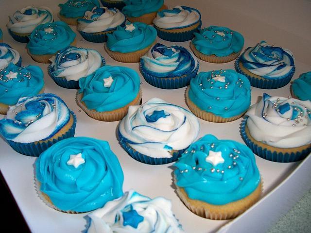 Star light Cupcakes