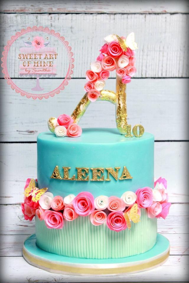 Princess Aleena's Big 10