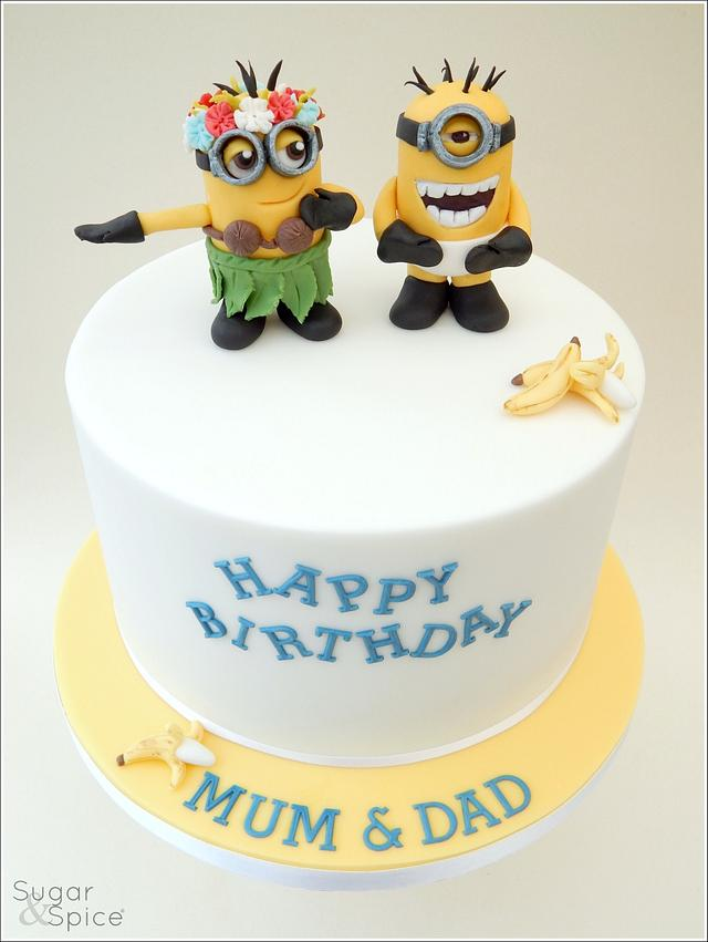 Mini Minion Madness ...