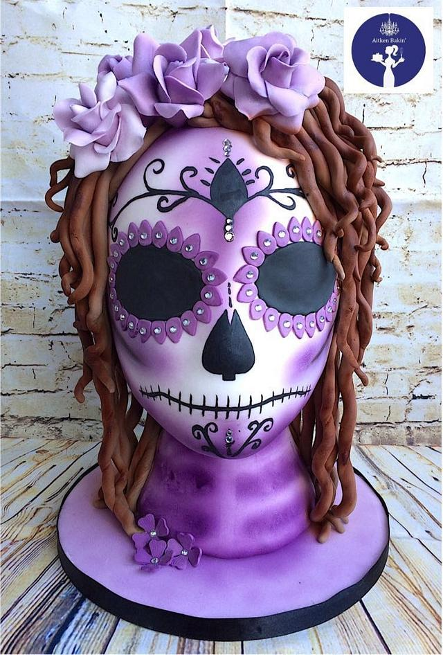 Sugar Skull Baker 2016 Day Of The Dead