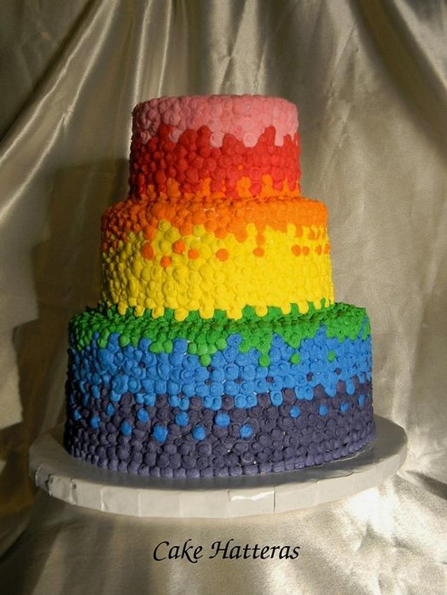 Sweet 16 Rainbow
