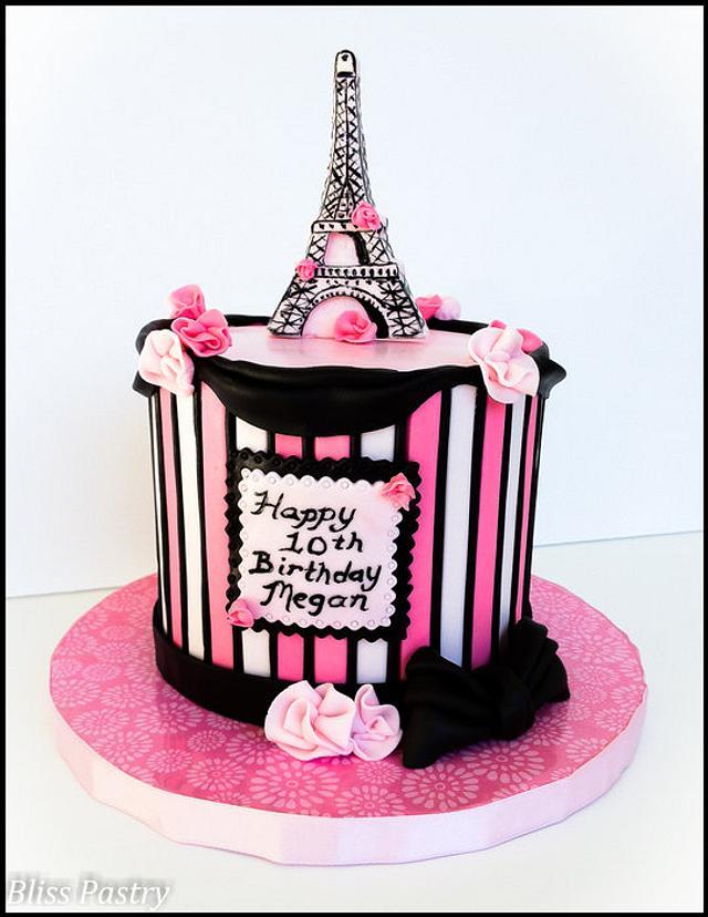 Paris Birthday