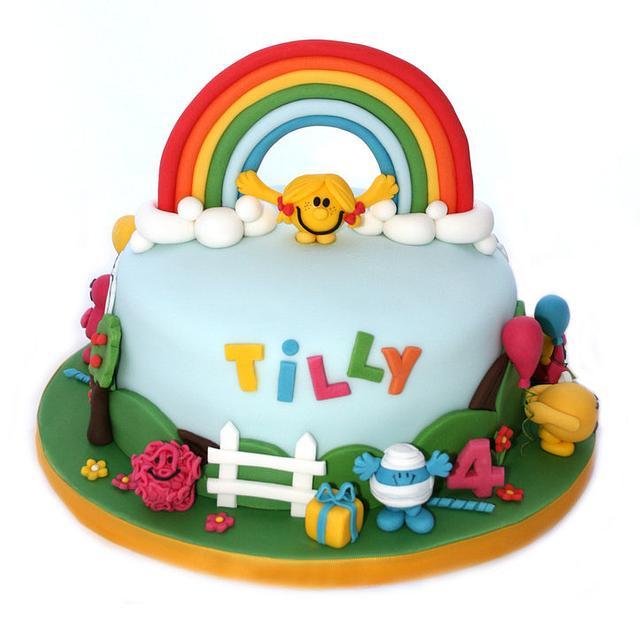 Tilly's cake